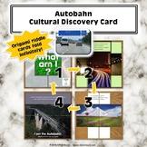 Autobahn Cultural Discovery Card Kit