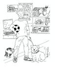 Autobiografia -  T/F -Describe boy - with picture- Spanish and Italian