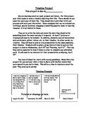Autobiographic Timeline Project