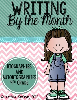 Autobiographies and Biographies for 4th Grade