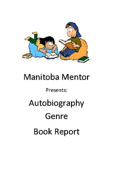 Autobiography Book Report