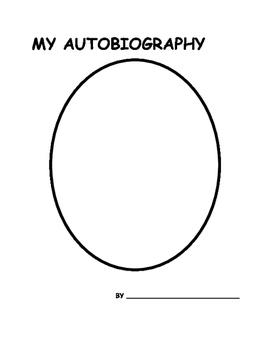 Autobiography Booklet