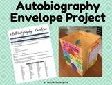 Autobiography Envelope Project