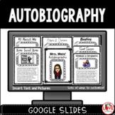 Autobiography Google Slides