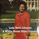 Autobiography- Lady Bird Johnson - JFK Assassination - Point of View - Tone Mood