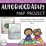 Autobiography Map Activity