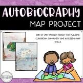 Autobiography Map Activity