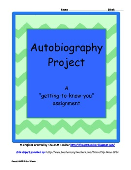 Autobiography Project 1