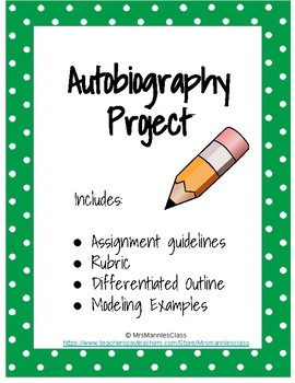 Autobiography Project