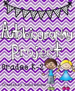 Autobiography Project K-2