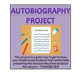 Autobiography Project Presentation