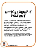 Autobiography Project - The Story of Me