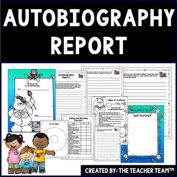 Autobiography Report Resource