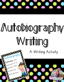 Autobiography Writing!