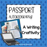 Autobiography Writing Craftivity freebie