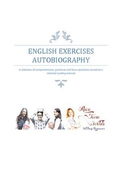 autobiography exercises