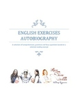 Grade 7/8 English - Autobiography Writing Lesson Plan