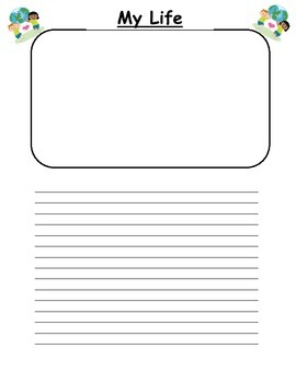 Autobiography Writing form