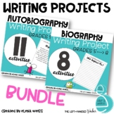 Autobiography and Biography Writing Projects