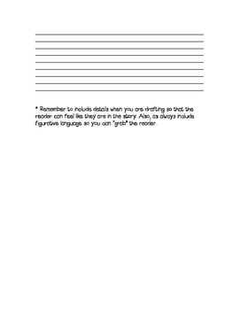 Autobiography for Students Graphic Organizer