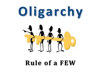 Image result for oligarchy
