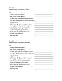 Autogrammspiel (mit Modalverben und Wortschatz zu Plänen) (GER 1)