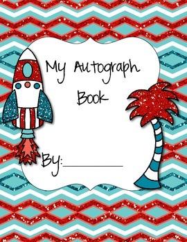 Autograph Blast Book