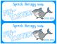 Autograph Book! (Shark & Dolphin)