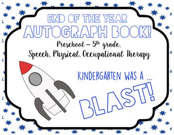 Autograph Book! (Rocket)