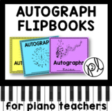 Autograph Flipbook