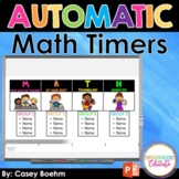 Automatic Rotation Timers for MATH