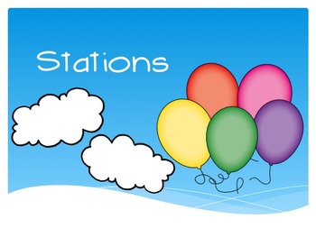 Automatic Station Rotation- In the Clouds Theme