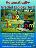 Google Classroom: Automatically Grading Ecology Test