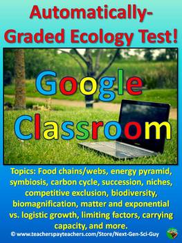 Automatically Grading Ecology Test