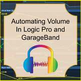 Automating Volume in Logic Pro X and GarageBand
