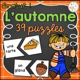 Automne - 39 puzzles - GRATUIT/ French Fall
