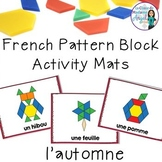 Automne:  French Fall Pattern Block Pictures