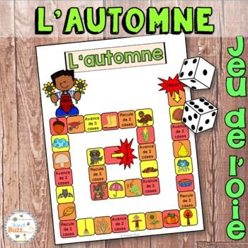 Automne - jeu de société - French Fall