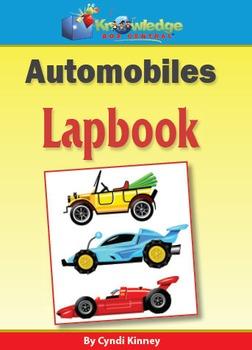 Automobiles Lapbook