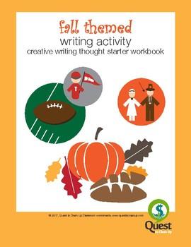 Autum Creative Writing Booklet