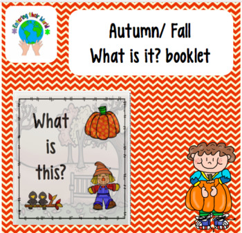 Autumn/ The Fall Work Booklets
