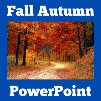 Seasons Activity   Four Seasons PowerPoint   Seasons PowerPoint   FALL
