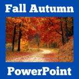 Four Seasons PowerPoint | Fall