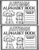 Autumn Alphabet - Fall Mini Book Project - Reading and Wri