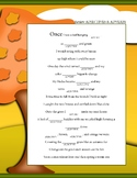 Autumn ADJECTIVE & ADVERB Mad Lib Review