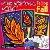 Autumn: Aboriginal Art: Falling for Fall