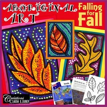 Autumn: Aboriginal Art: Falling for Fall