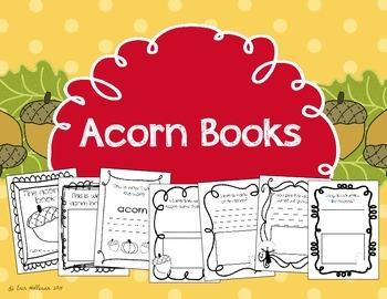 Autumn Acorn Books