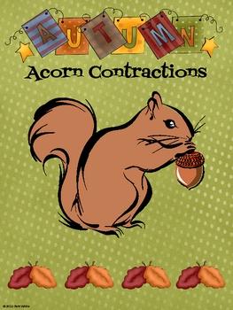 Autumn Acorn Contractions