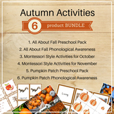 Autumn Activities Bundle